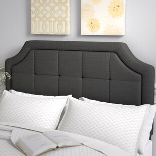 Fleurette Upholstered Panel Headboard by Willa Arlo Interiors