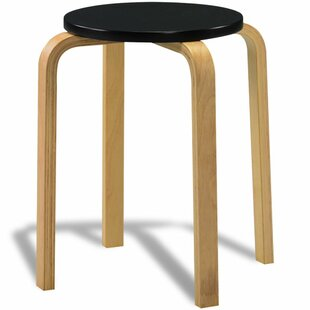 Jerry Stackable Stool (Set Of 4) By August Grove