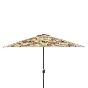 Pillow Perfect 9' Market Umbrella