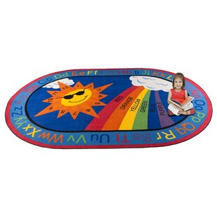 Big Save Sky's the Limit Learning Area Rug By Kid Carpet