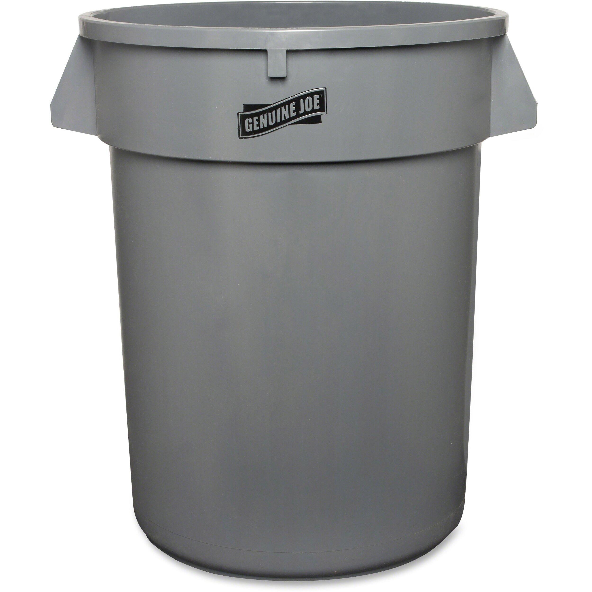 def4366ff81 Genuine Joe Heavy Duty 32 Gallon Trash Can   Reviews