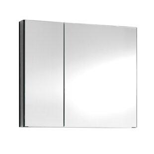 Broyles 75cm X 66cm Surface Mount Mirror Cabinet By Rebrilliant