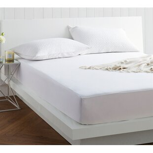 Alwyn Home Tencel Allergen Waterproof Mattress Protector