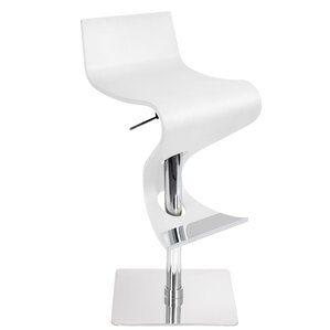 The Adjustable Height Swivel Bar Stool..