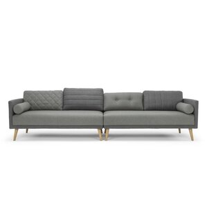 Eli Modern Sofa by Corrigan Studio