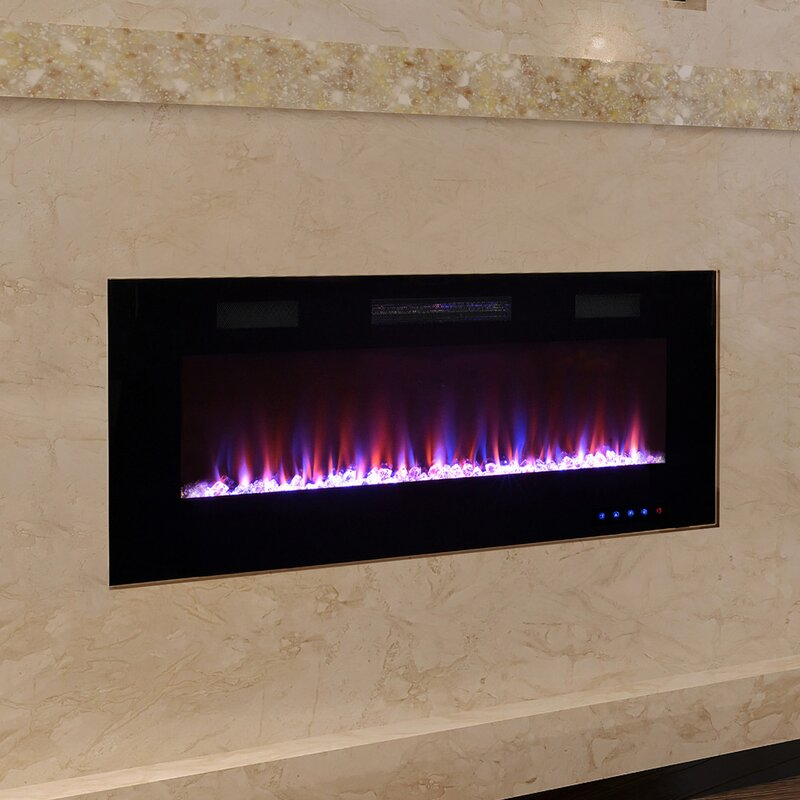 Pacific Heat Recessable Wall Mounted Electric Fireplace Reviews