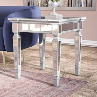 Jerlene Glam End Table