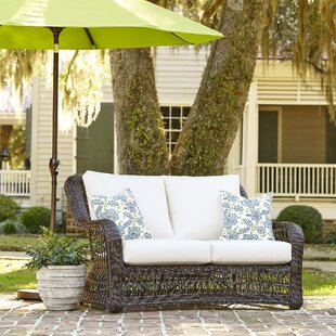 Birch Lane™ Rosemead Loveseat with Sunbrella Cushions