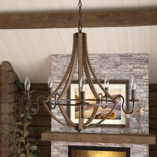 Reimers 5-Light Empire Chandelier by Loon Peak