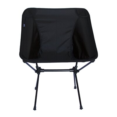 Travel Chair C-Series Joey Folding Camping Chair Fabric Colour: Black