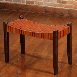 World Menagerie Angelica Wood Bench