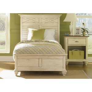 Bridgeview Panel Headboard