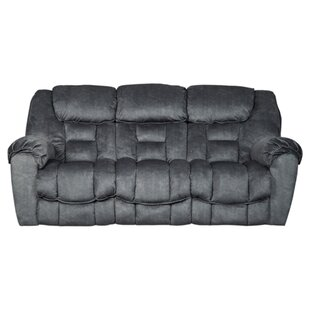 Shop Enid Reclining Sofa by Red Barrel Studio