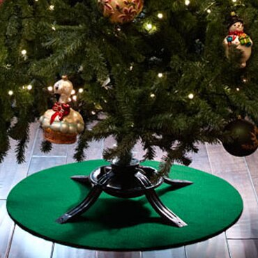 Attirant The Original Grillpad Christmas Tree Stand Mat U0026 Reviews | Wayfair