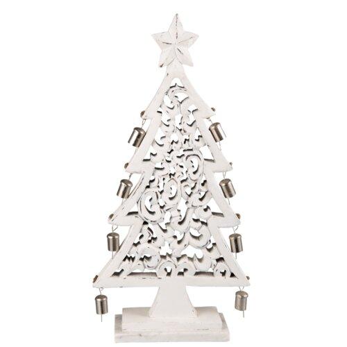 Weihnachtsbaum Die Saisontruhe Größe: 50 cm H x 27 cm B x 9 cm T | Wohnzimmer > Truhen | Die Saisontruhe