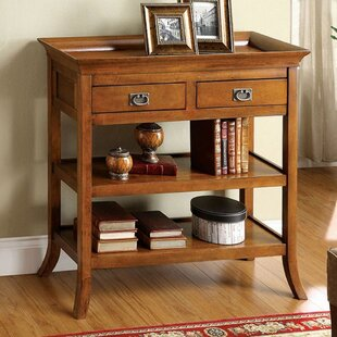 Longshore Tides Jaylin End Table with Storage