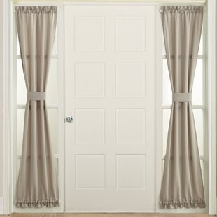 Side Light Panel Curtains Wayfair