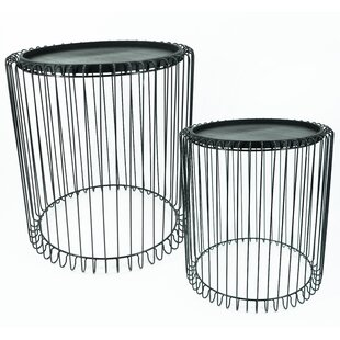 Janalee 2 Piece Nest Of Tables By 17 Stories
