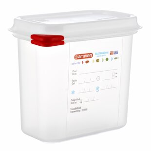 51 Oz. Food storage container (Set of 6)