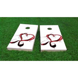 Custom Cornhole Boards Wine Lo..