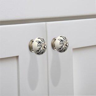 Designer Cabinet Round Knob (Set of 8)