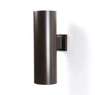 Novack 2-Light Outdoor Sconce
