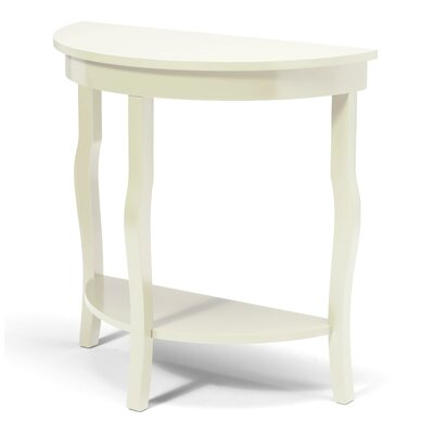 Wondrous Andover Mills Danby Console Table Color True White Size 30 Pdpeps Interior Chair Design Pdpepsorg