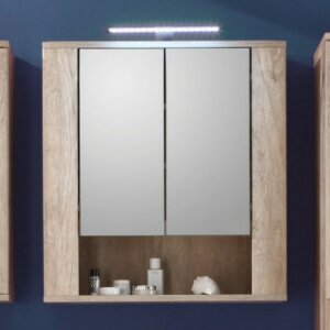 Mallory 70cm X 75cm Surface Mount Mirror Cabinet By Ebern Designs
