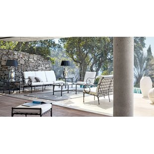 One Allium Way Aikens Deep Seating Group with Cushions