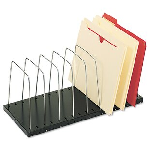 MMF Industries Steelmaster Wire Desktop Organizer, Eight Sections