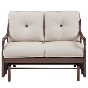 Bade Loveseat with Cushions by Canora Grey
