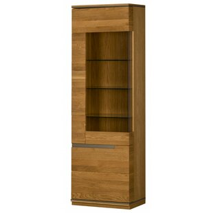 Racquel 2 Door Display Cabinet By 17 Stories