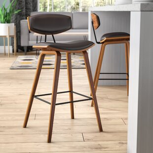 Johnathan Bar & Counter Stool by Corrigan Studio