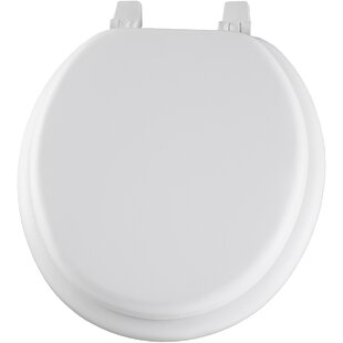 Mayfair Basic Soft Round Toilet Seat