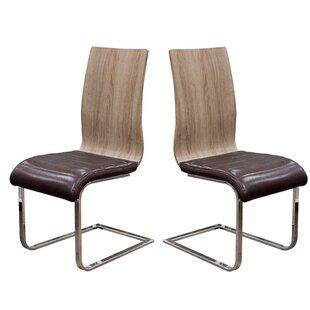 Rosana Upholstered Dining Chair (Set of 2) by Orren Ellis
