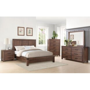Tara Platform Configurable Bedroom Set