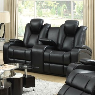 Bissette Reclining Loveseat