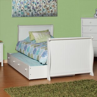 Dakota Twin Sleigh Bed