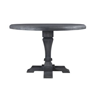 Cheyenne Solid Wood Dining Table by Gracie Oaks New