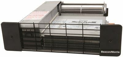 iii kickspace chauffage surface kit de double flux par beacon morris - Beacon Morris