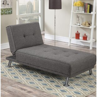 Wrought Studio Dansby Adjustable Chaise Lounge