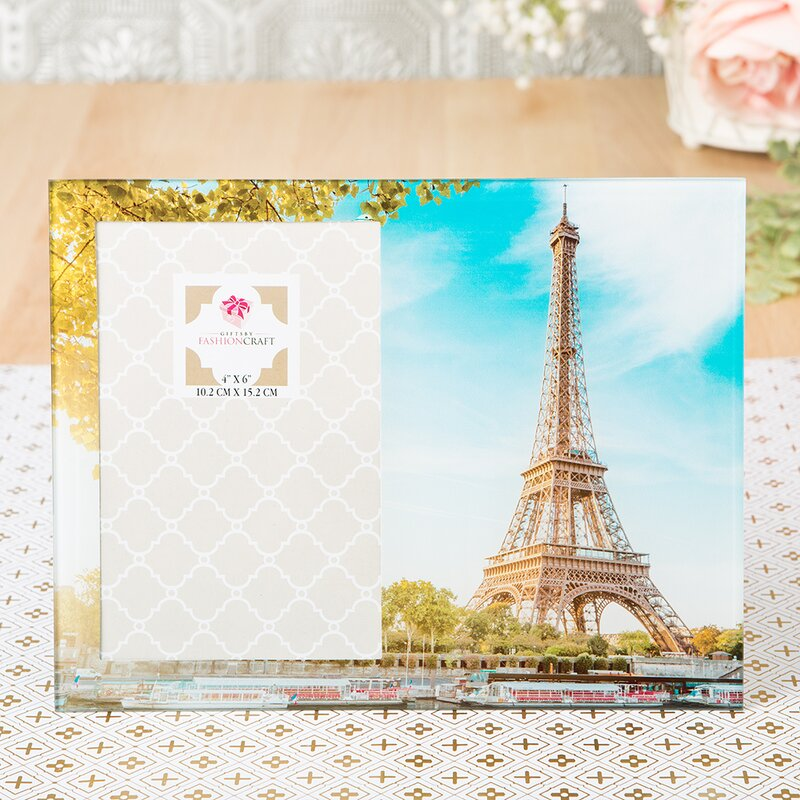 stunning eiffel tower picture frame - Eiffel Tower Picture Frame