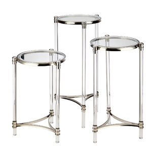 Stefford 3 Piece Coffee Table Set