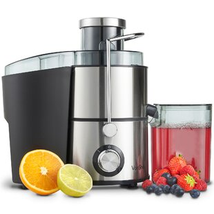 Whole Fruit and Vegetable Juicer