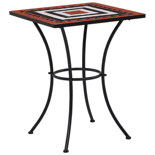 Nowayton Bistro Table By World Menagerie