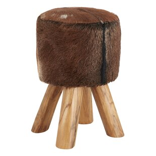 Meansville Stool By Alpen Home