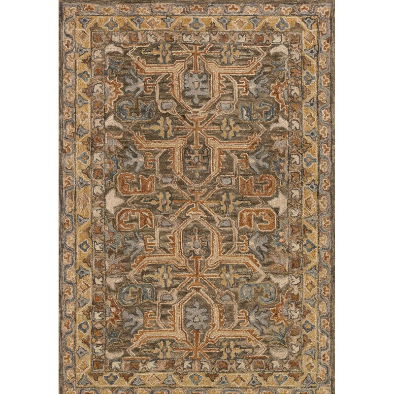 Astoria Grand Watertown Brown Area Rug Amp Reviews Wayfair