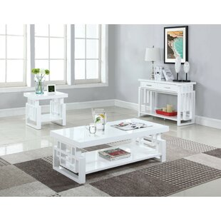 Pinon 3 Piece Coffee Table Set