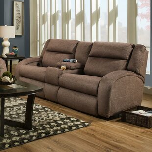 Maverick Double Reclining Loveseat Southern Motion Great price