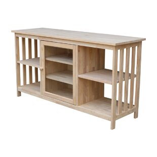 Shop For TV Stand for TVs up to 70 by International Concepts Reviews (2019) & Buyer's Guide